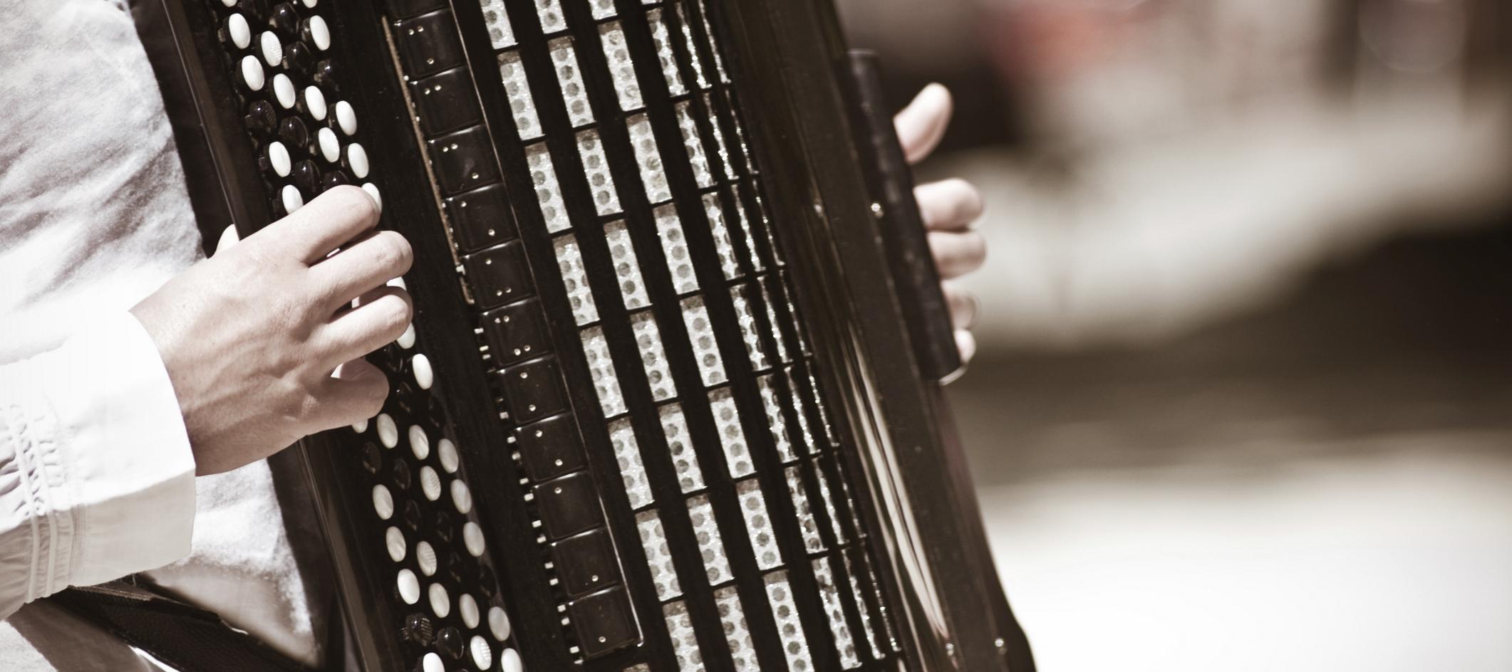 Slider cours accordéon